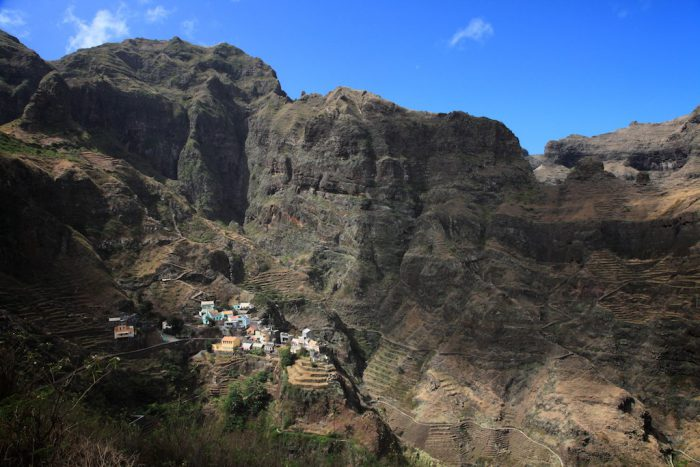 Over the Islands of Africa – Cape Verde