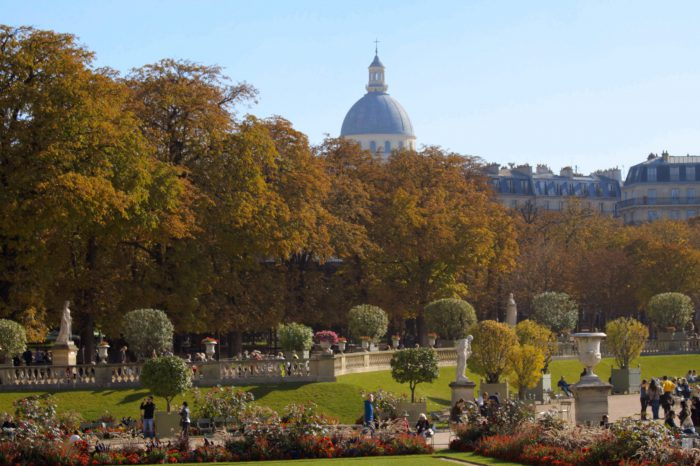 Europe's Greatest City Parks – Paris